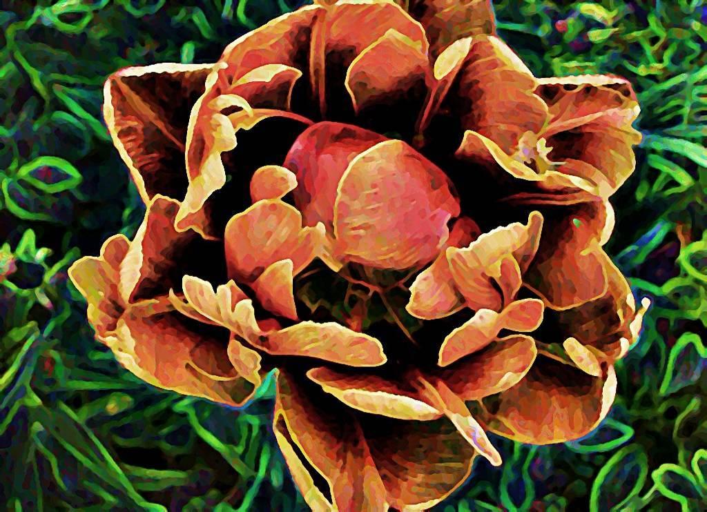 AtropsApril09 035 a Grafik dunkel Aquarell