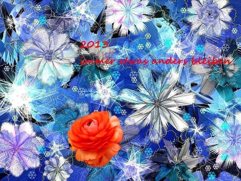 2013 Blume im Eis 2