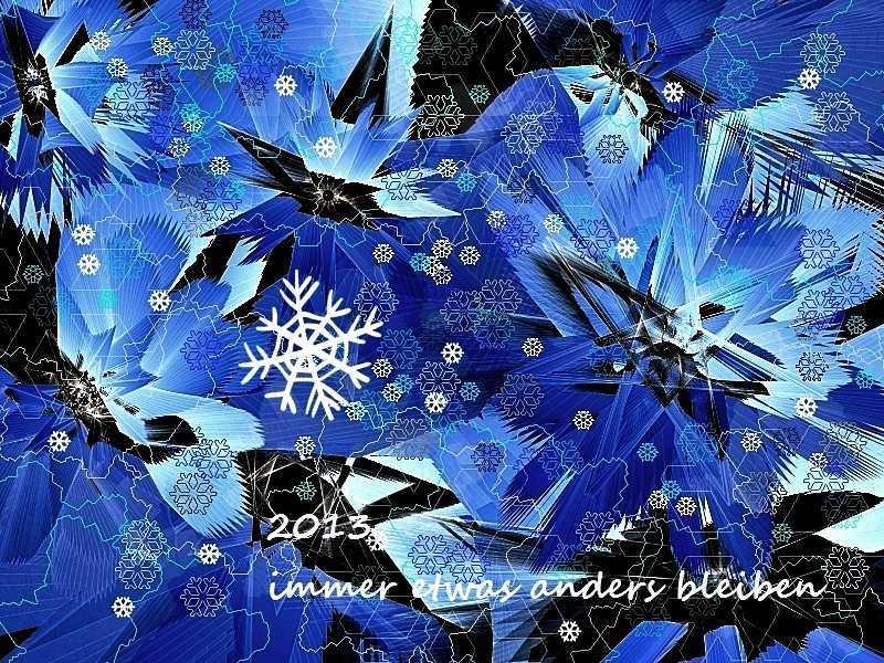 2013 Flocke im Eis
