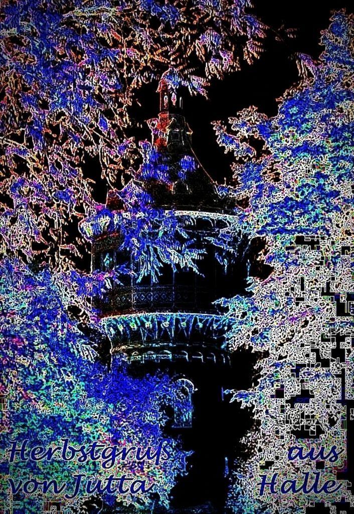 Halle Synagoge Okt10 012 - Kopie Grafik dunkel