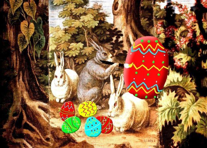 Osterwerkstatt