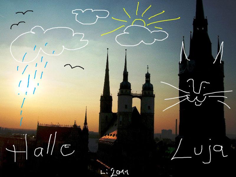 Halle-Luja