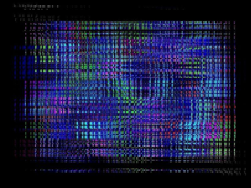 Minotaurus Teppich bei Nacht c c c