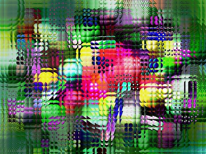 Seidenblasen 7 c