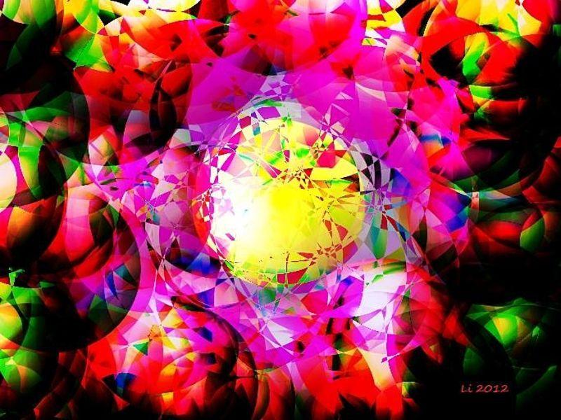 Seidenblasen 8