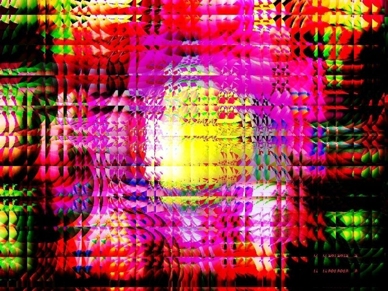 Seidenblasen 8 c