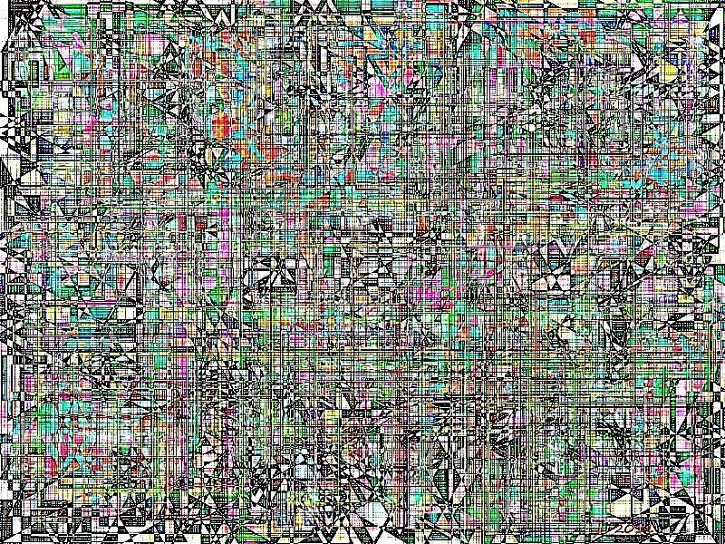 Kristallseide 2 Grafik