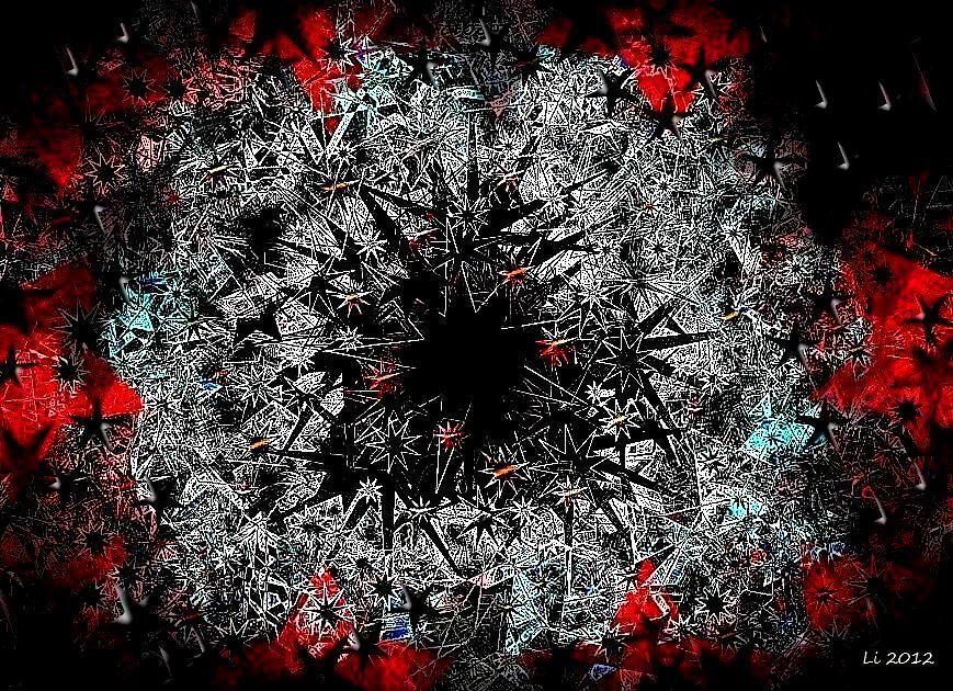 Universum Schwarzes Loch 2