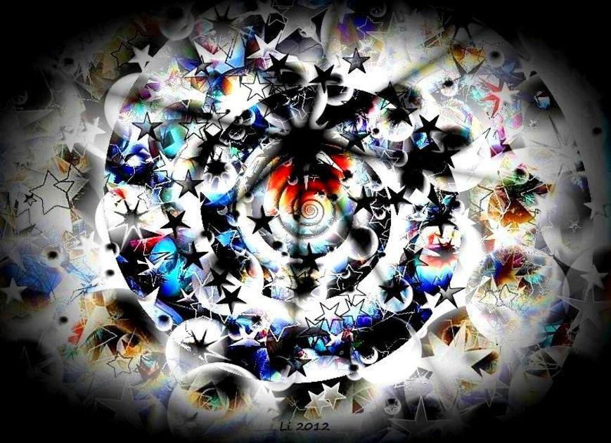 Universum Schwarzes Loch