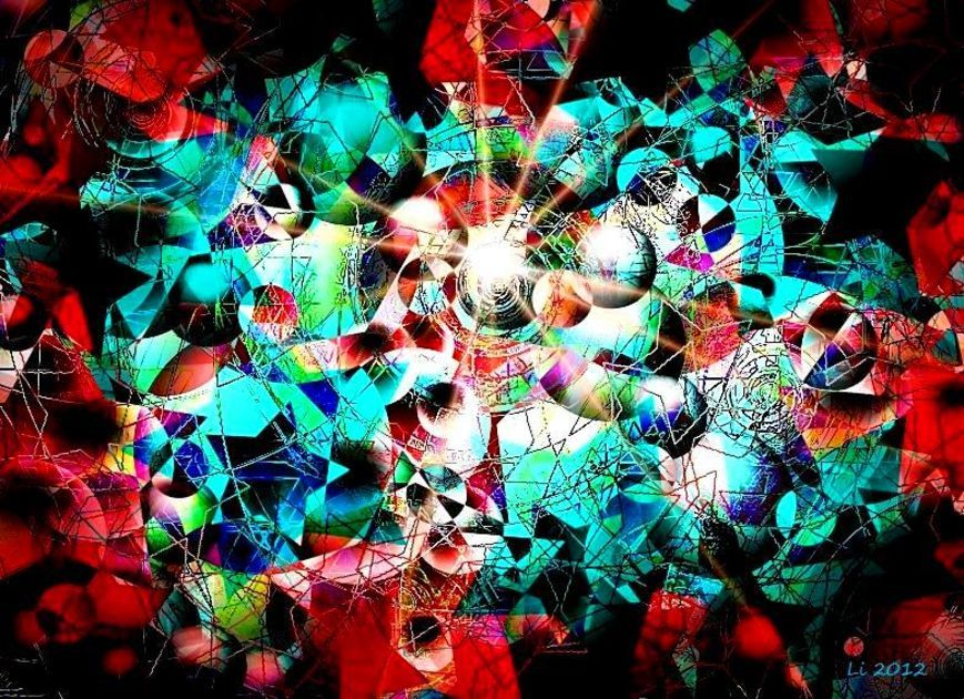 Universum im Chaos