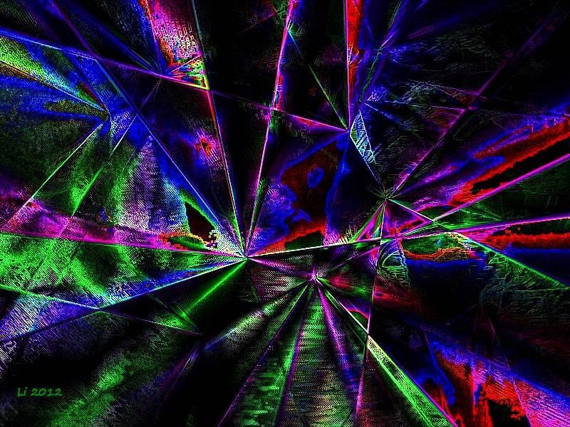 Vibrationen 16 a Grafik dunkel