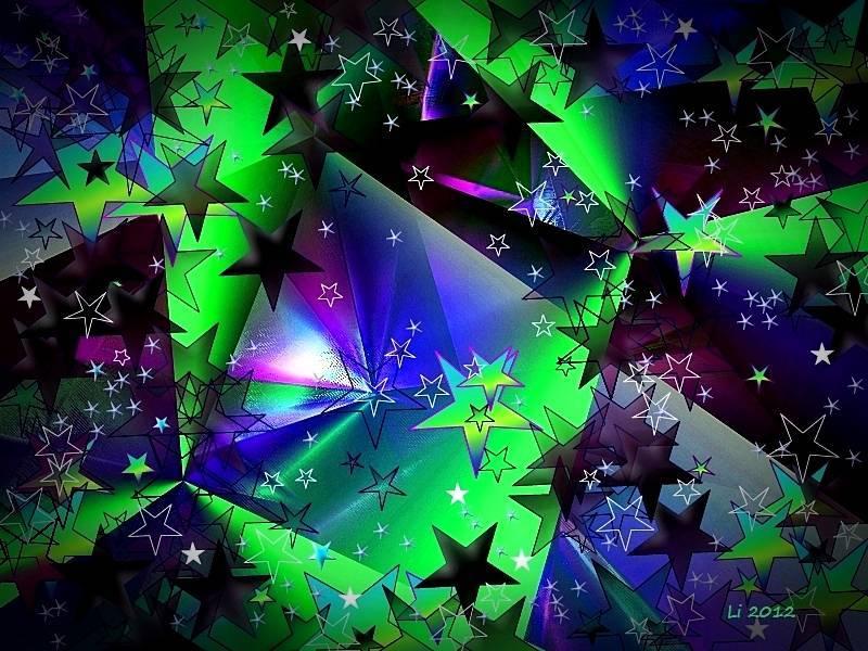 Vibrationen 25 Milchstraße 2