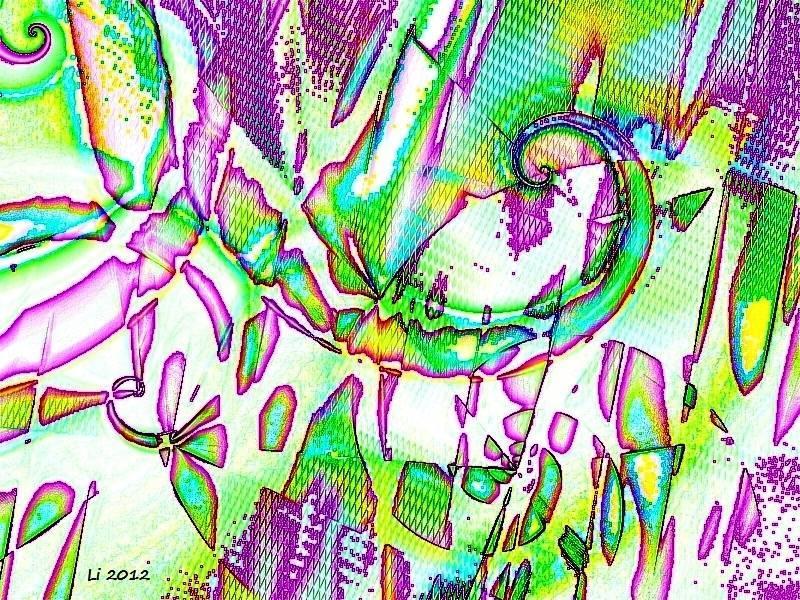 Vibrationen 31 Grafik