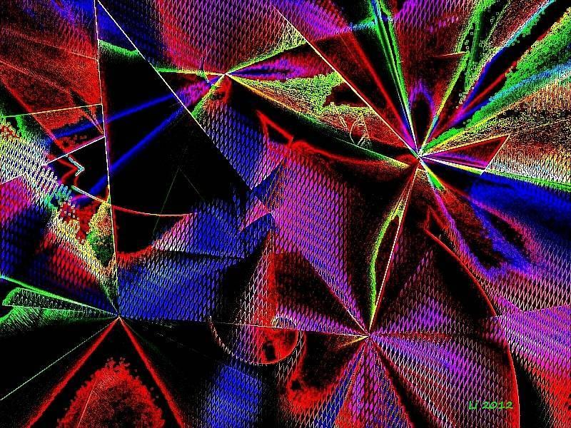 Vibrationen 35 - Kopie a Grafik dunkel