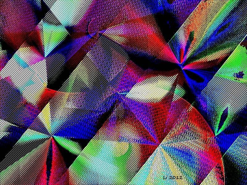 Vibrationen 42 a Grafik dunkel