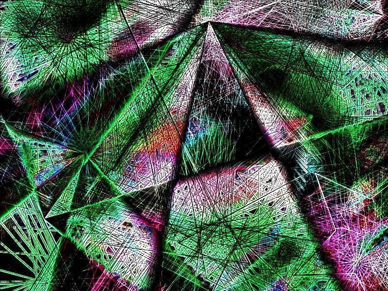 Netzwerk 11 a Grafik dunkel