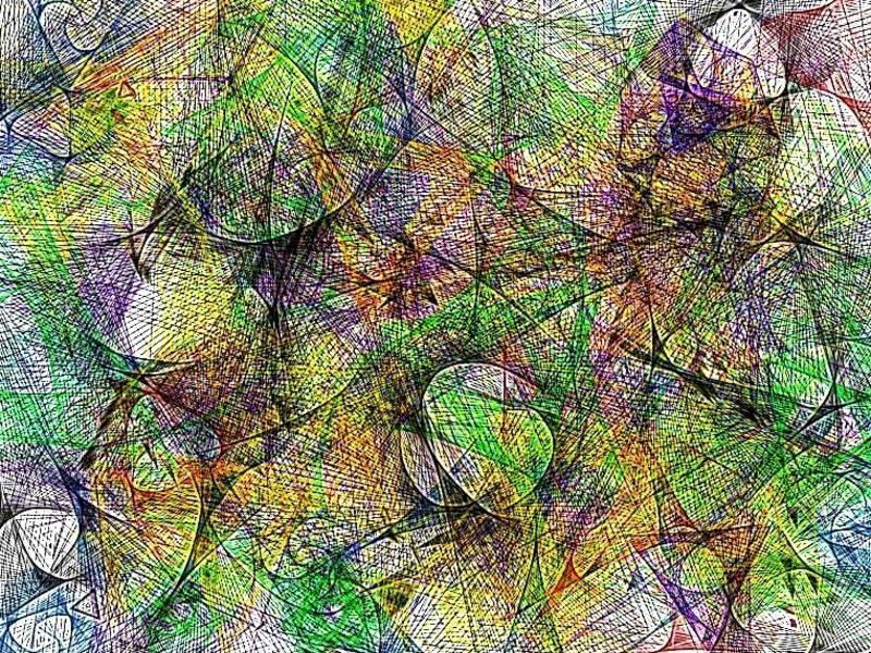 Netzwerk 15 a Grafik dunkel