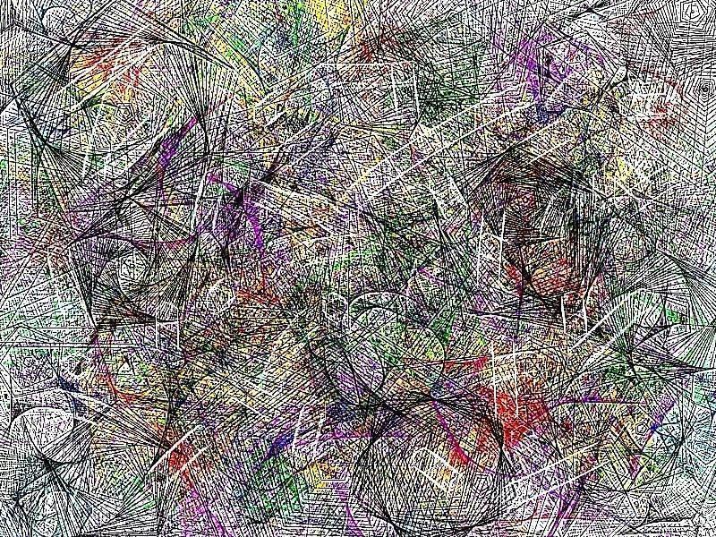 Netzwerk 17 a Grafik dunkel