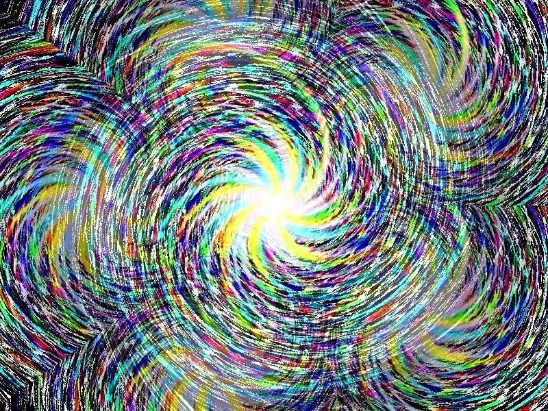 Blaue Blitze Urknall 5