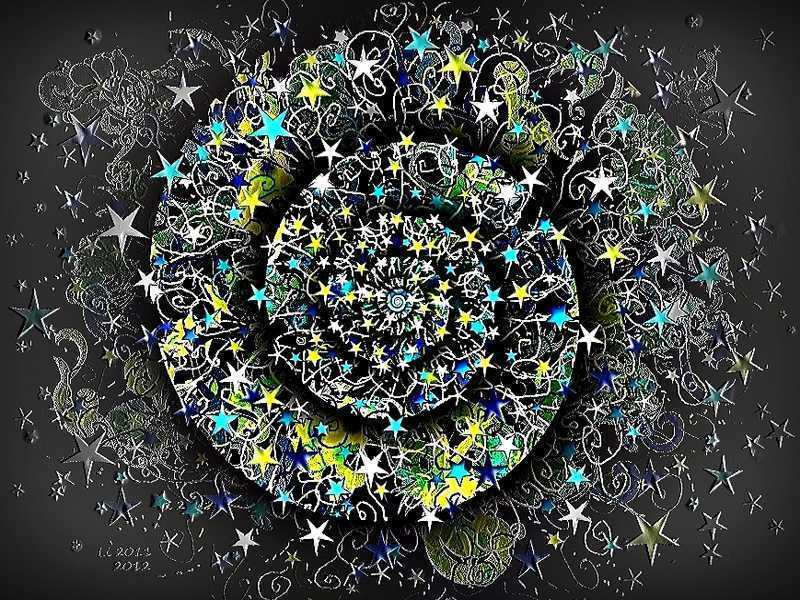 Blue Star Spirale 2 2