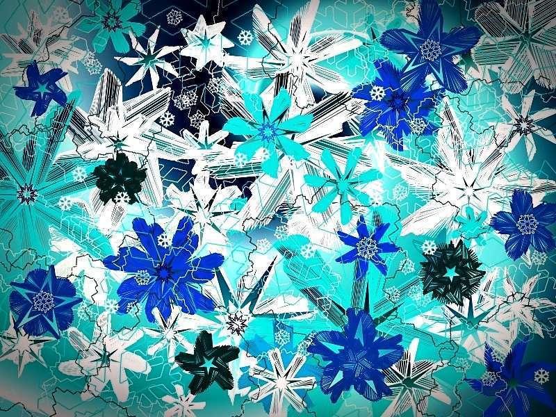 Eisblumen 3 b
