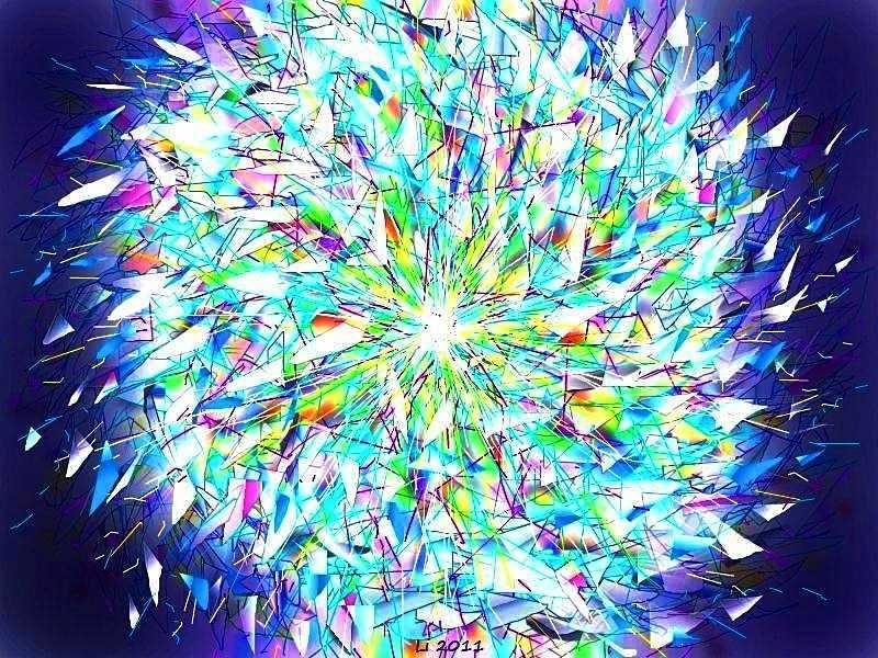 Explosion des Zauberspiegels 2
