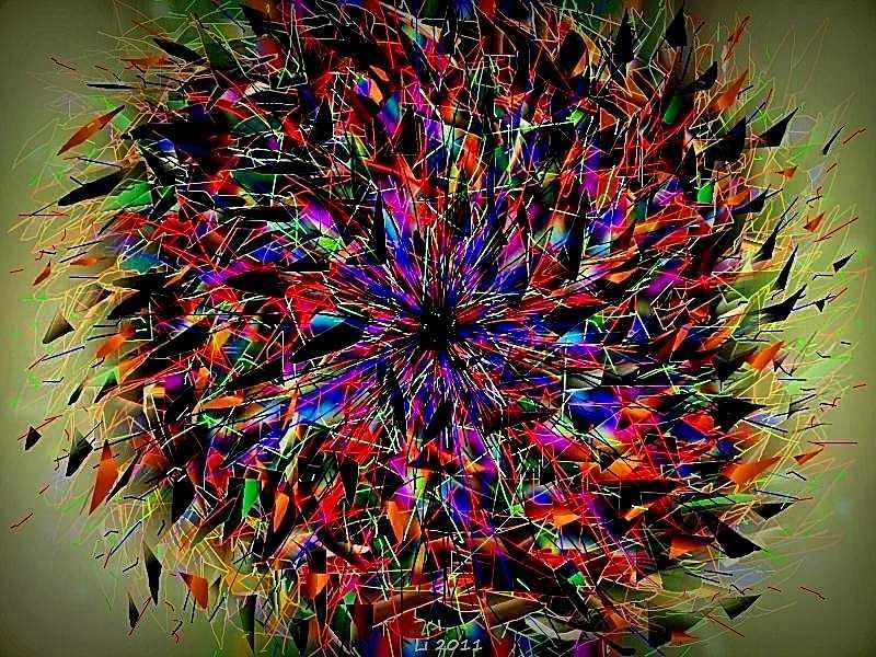 Explosion des Zauberspiegels 8