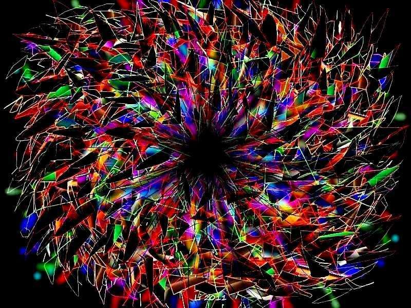 Explosion des Zauberspiegels 9