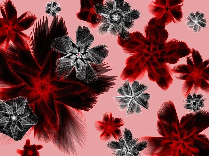 Federblütenfall
