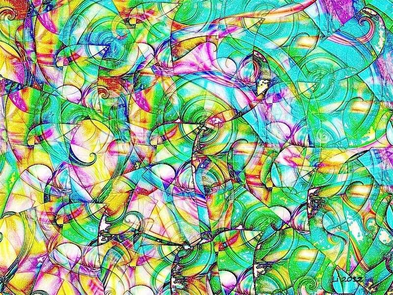 Flora oriental 23 b Grafik