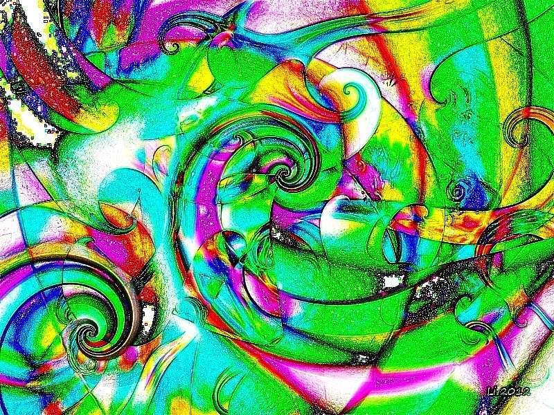 Flora oriental 27 Grafik