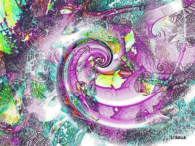 Flora oriental 34 a Grafik