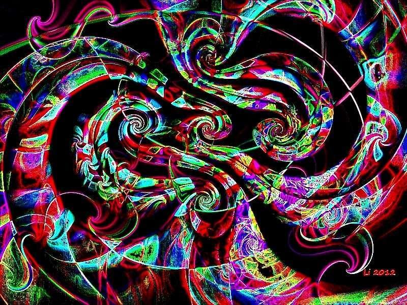 Flora oriental 46 Kopie 7 Grafik 2 dunkel
