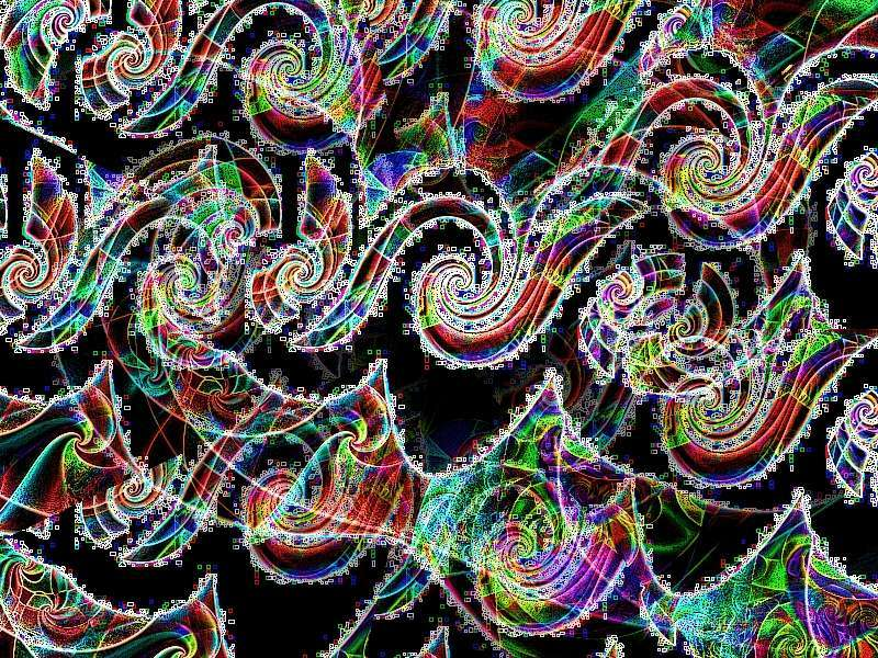 Flora oriental 47 Grafik b dunkel