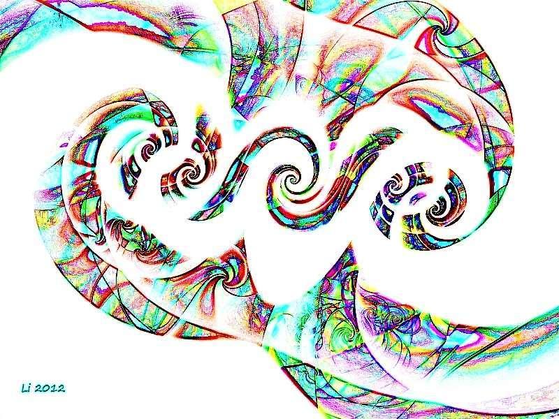 Flora oriental 47 a Grafik