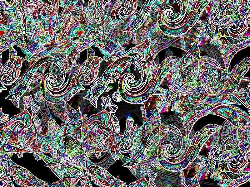 Flora oriental 47 a b Grafik dunkel Grafik dunkel b
