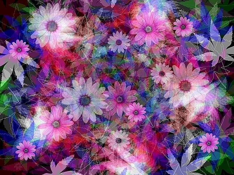 Frühling 1 a Blüten