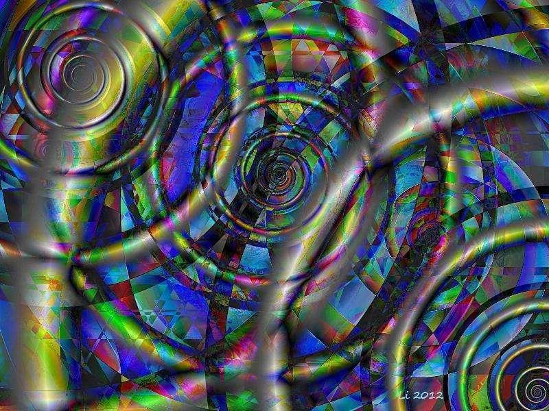 Kristallspiralen 10