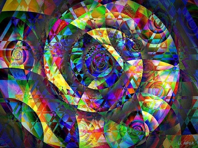 Kristallspiralen 3