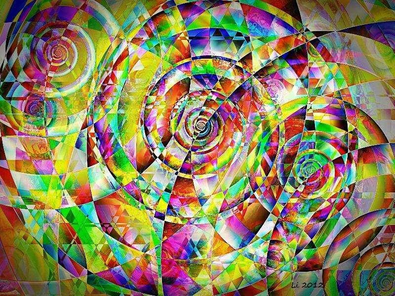Kristallspiralen 5