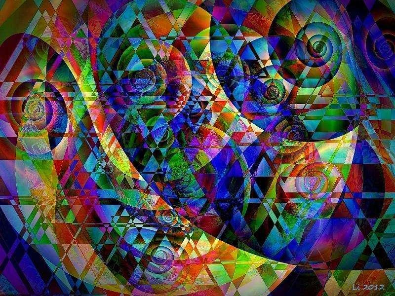 Kristallspiralen 6