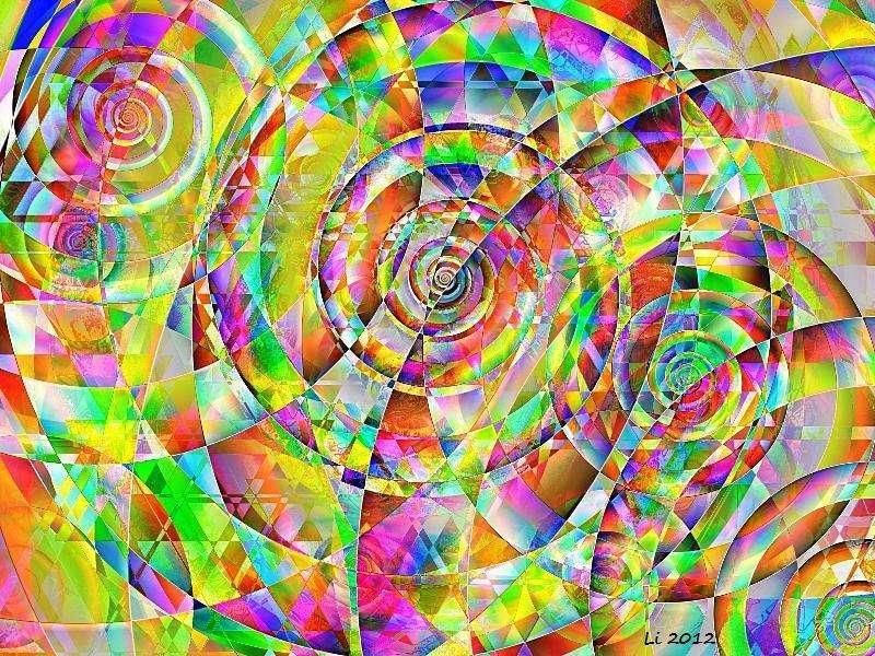Kristallspiralen 8