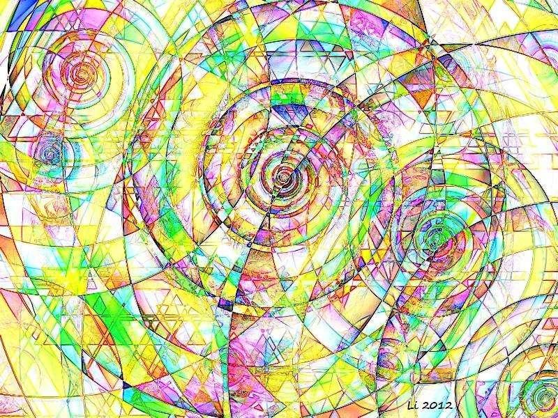 Kristallspiralen 9