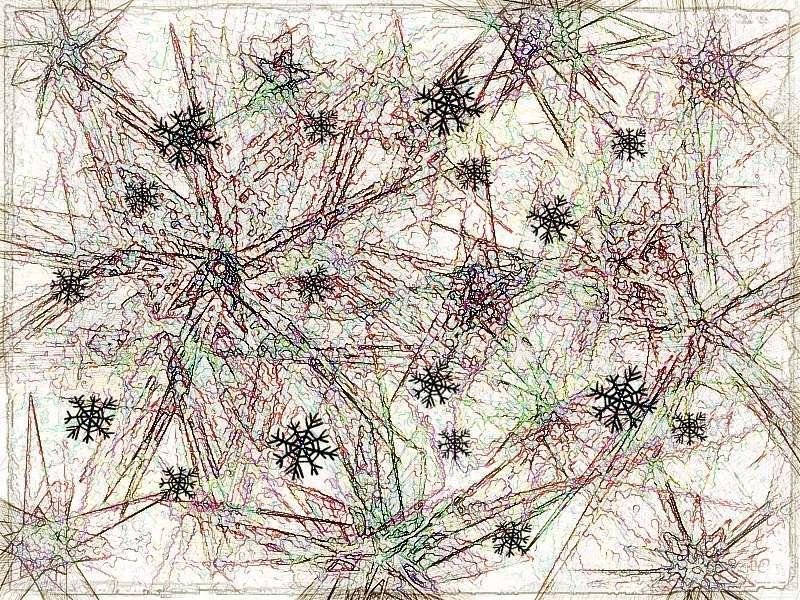 Metallic 28 a b 2 Grafik Aquarell Grafik dunkel b b 2 a