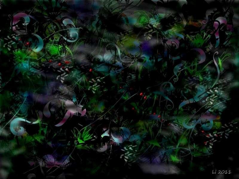 Sumpfblutspuren