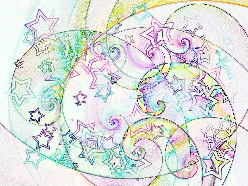 Tiefthalspiralen 3 a Grafik