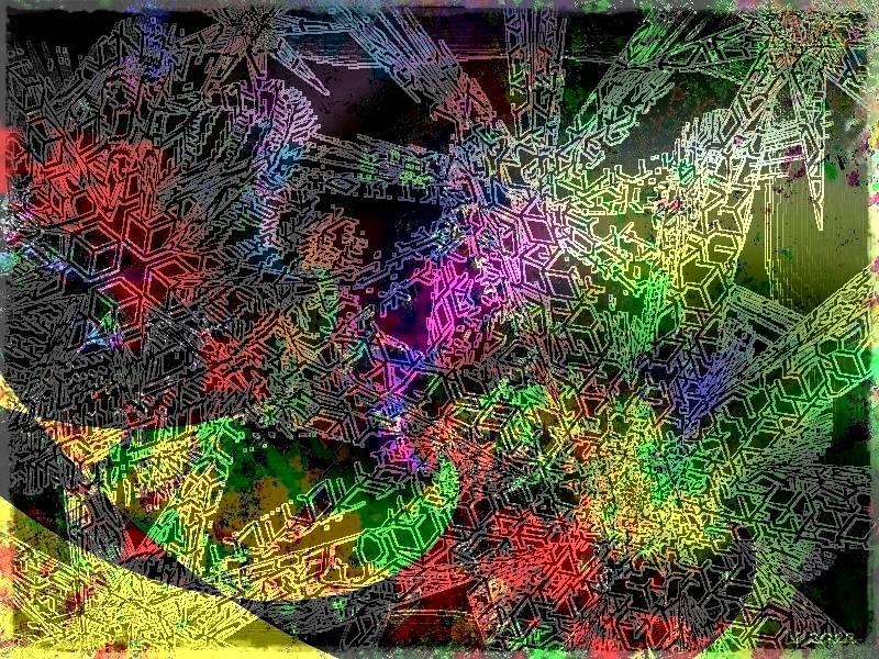 Ice Cube Explosion 01 d a Grafik a